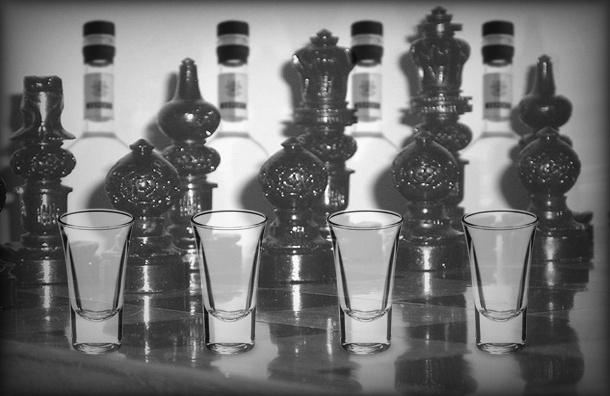 Пьяный дебошир сорвал районный турнир шахматистов