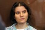 Участницу Pussy Riot Самуцевич отпустят: ей дали условный срок