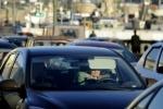 Ремонт Дворцового моста: как город переживает транспортный коллапс (кадры)