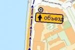 Движение по Дворцовому мосту ограничено с 21 октября: как проехать