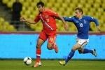 Россия – Азербайджан 1:0. Россияне вырвали победу за 6 минут до конца