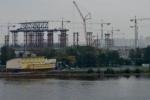 Болельщиков «Зенита» попросят достроить стадион на Крестовском