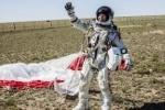 Прыжок из стратосферы 14 октября: парашютист преодолел скорость звука (смотреть)