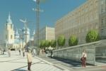 Реконструкция Сенной площади начнется в 2013 году