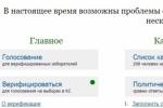 Хакеры пытаются сорвать выборы в координационный совет оппозиции