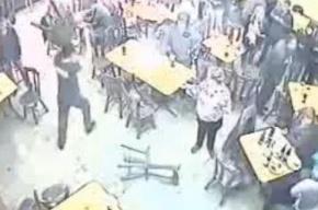 Задержаны все зачинщики драки в кафе «Щепка» в Кемерово