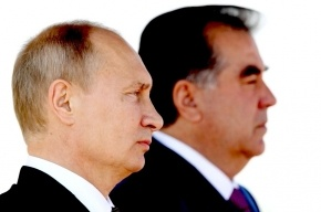 Таджикистан разрешил России 30 лет бесплатно пользоваться военной базой