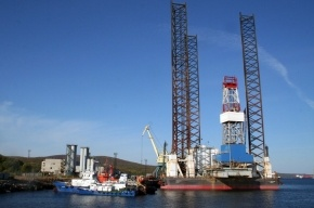 Платформа «Кольская», затонувшая в 2011 году, найдена на дне Охотского моря