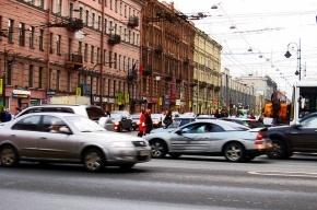 Полтавченко намерен закрыть центр Петербурга для автомобилей