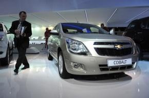 Chevrolet больше не будет в России выпускать Lacetti, но начнет - седан Cobalt