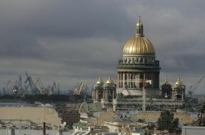 На колоннаду Исаакиевского собора туристов поднимет лифт