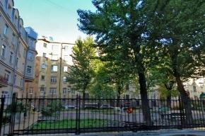 В Петербурге появился сквер Хиля – рядом с домом, где он жил