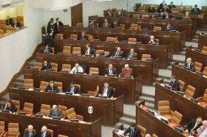 Сенаторы одобрили закон о госизмене