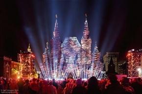 Москву засветят