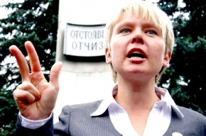 Выборы в Химках: Чирикова заявила о своей победе