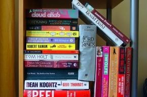 В книжном магазине «Порядок слов» бесплатно раздают хорошие книги