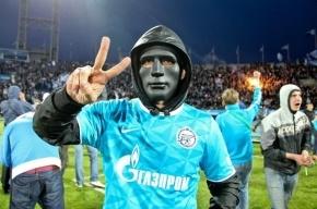 В Петербурге задержаны 24 фаната «Зенита», напавших на болельщиков «Анжи»