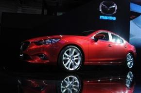 Mazda создаст кроссовер или седан специально для России
