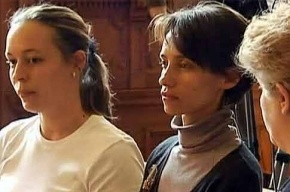 Во Франции россиянке, обвинявшейся в похищении дочери, дали условный срок