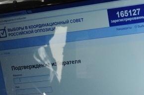 В Москве начался митинг оппозиции в поддержку выборов в координационный совет