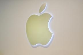В России православные заклеивают крестами значки яблока на технике Apple