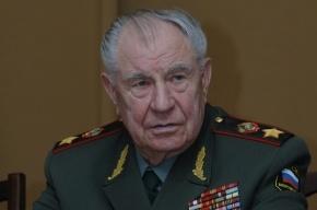 Маршал Советского Союза Дмитрий Язов попал в реанимацию