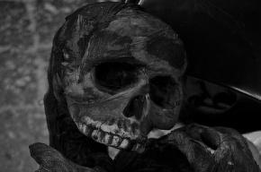 Петербуржцы пошли выносить мусор и нашли мертвую пенсионерку в одеяле