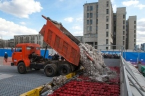 Станции плавления снега построят по всему Петербургу