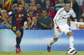 Барселона – Реал 2:2. Голы, составы, результат