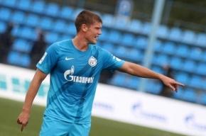 Денисов пообещал решить свои проблемы с руководством «Зенита»