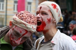 В центре Петербурга пройдет недетский Зомби-Апокалипсис