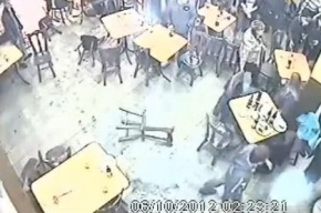 В Кемерово произошла массовая драка в кафе «Щепка»