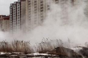 В Петербурге лопаются трубы: три аварии за 10 часов