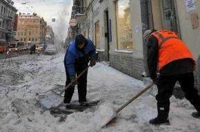 В Петербурге прокуратура помешала гастарбайтерам выйти на пикет