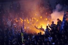 Стадион «Волги» не сможет принять «Зенит» из-за прыгающих фанатов