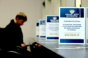УФМС: Письмо с жалобой на Единый центр документов является подложным
