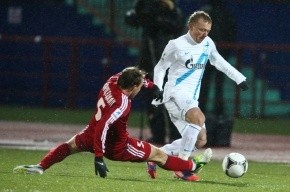 Мордовия – Зенит: счет, голы – кто вышел в 1/8 финала Кубка России