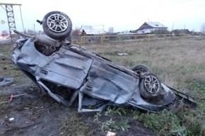 Женщины, лишенные прав, погибли в ДТП, пытаясь скрыться с места другой аварии