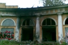 В Петербурге из-за любителей шашлыков сгорел памятник Уткина дача