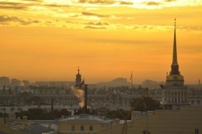 Адмиралтейскую набережную закроют утром 31 октября