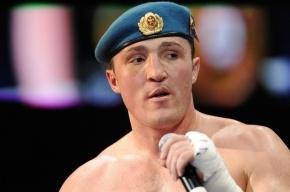 Боксер Денис Лебедев стал чемпионом мира без выхода на ринг