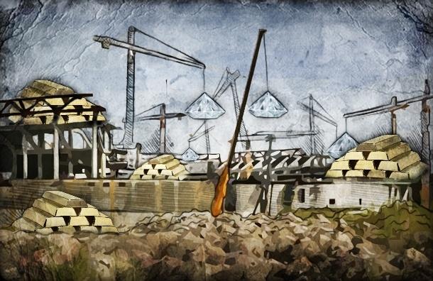 Строить стадион на Крестовском в Петербурге, возможно, будет Москва