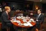 Дмитрий Медведев в Финляндии: Фоторепортаж