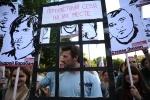 Фоторепортаж: «Митинг 26 июля в Москве»