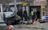 Авария, ДТП Онежская улица, 19 ноября 2012: Фоторепортаж