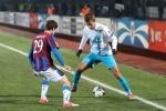 Волга НН - Зенит 11 ноября 2012: Фоторепортаж