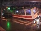 Фоторепортаж: «Трамвай сошел с рельсов 07.11.2012 (фото)»