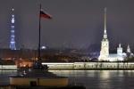 Фоторепортаж: «Петербург подсветка зданий и улиц»