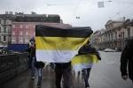 Фоторепортаж: «Русский марш Петербург 4 ноября 2012»