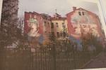 Фоторепортаж: «Оформление брандмауэров в Петербурге»